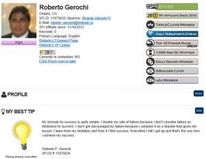 Roberto P. Gerochi