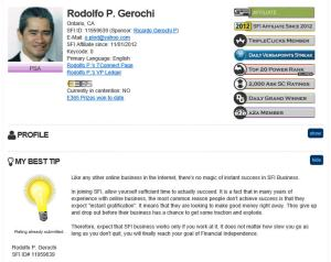 Rodolfo P. Gerochi